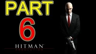hitman absolution walkthrough part 6 hd stealth gameplay walkthrough part 6 pc xbox ps3