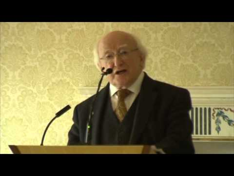 President launches the final report of the President of Ireland's Ethics Initiative
