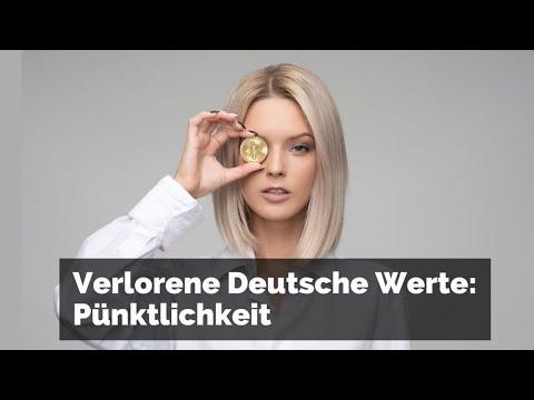 Deutsche Werte Und Tugenden