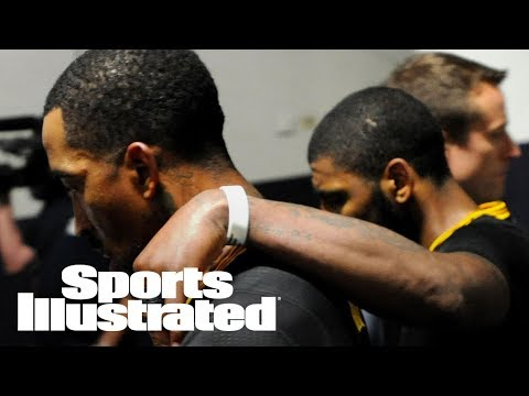 Kyrie Irving Went Days Without Speaking To Teammates During Playoffs | SI Wire | Sports Illustrated