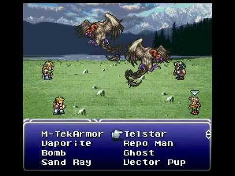 SNES Longplay [216] Final Fantasy VI (Part 2 Of 7)
