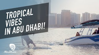 Find peace by the Abu Dhabi waters | Visit Abu Dhabi