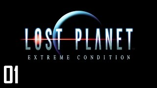 Lost Planet  Extreme Condition - P01 Mision 1 | Gameplay en español