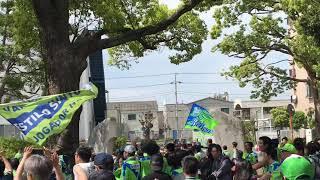 2018年5月6日日曜日 明治安田生命J1リーグ第13節 湘南ベルマーレVSベガ...