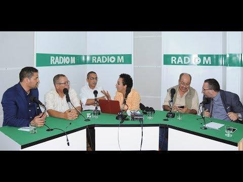 "CPP 10.10.2018  ""Ennahar, Tertag, Bouhadja, un grand désordre à décoder"""