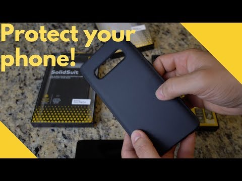 Best Cases For The Galaxy S10+ / S10 / S10e