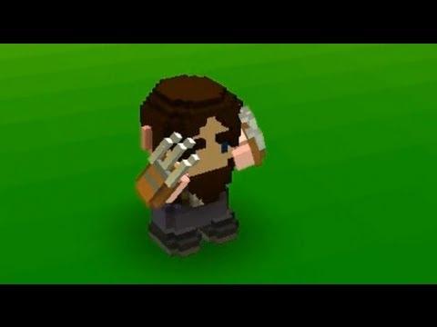 Cube World - Custom Weapon: Claws