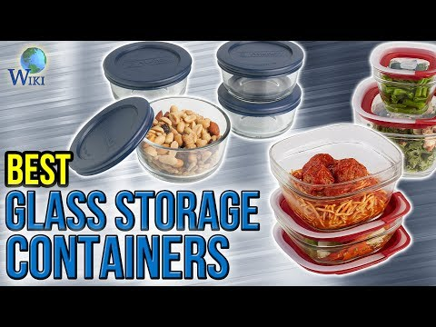 10 Best Glass Storage Containers 2017