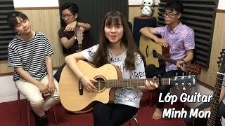 Lớp Guitar Minh Mon - học viên trả bài (P2)