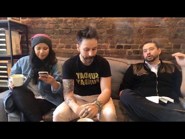 NOHU Collective Live! Episode 1: Unscripted Chat on Sunday Funday!