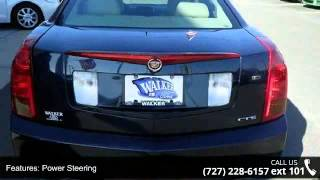 2007 Cadillac CTS Base - Walker Ford - Clearwater, FL 33764