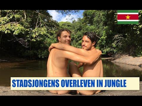 Streetlab - Stadsjongens overleven in de jungle (Suriname)
