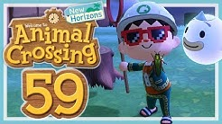 ANIMAL CROSSING: NEW HORIZONS # 59 🏝️ Insel am Abend, erquickend und labend!