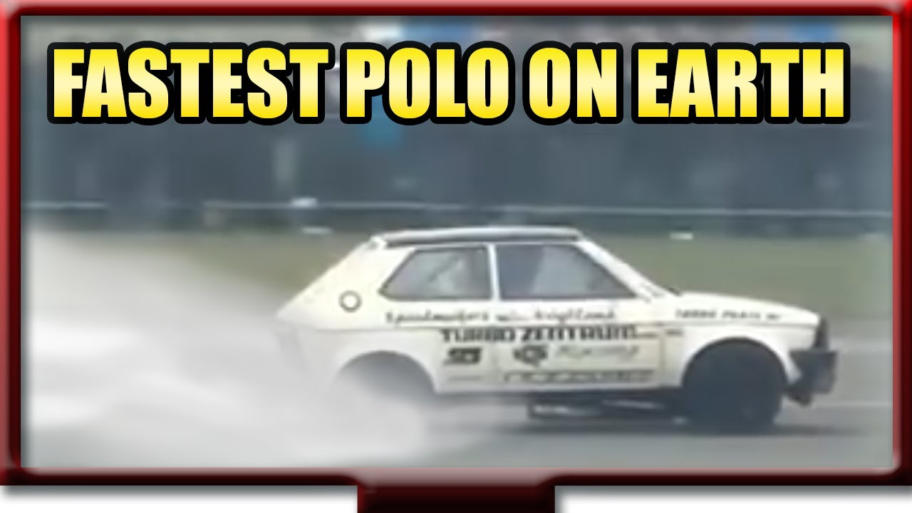 The fastest VW in the world - YouTube