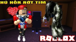 ROBLOX | When Black Ghost Heart Loss Must Catch The Spirit To Go Investigate | Alone in a Dark House | Vamy Tran
