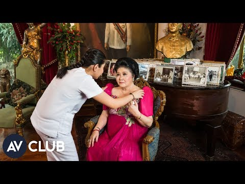 Director Lauren Greenfield on how she got access to Imelda Marcos ...