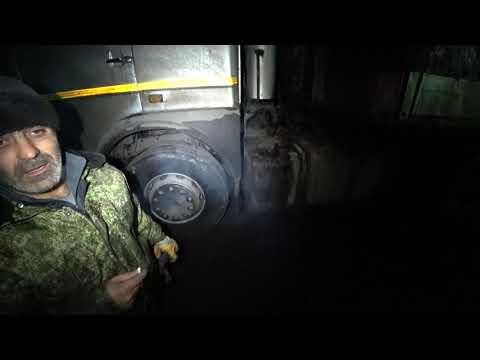 Дагестанский Маз Сдох АКБ Прикуриваем проводами