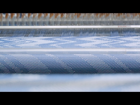 Technology means there's no limit to designs Bolon's factory can produce