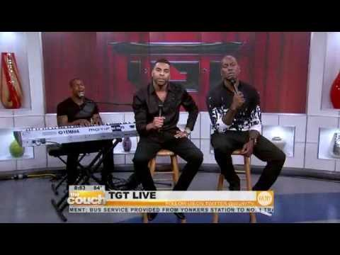 """TGT performs their new single, """"I Need"""" on WLNY's The Couch"""