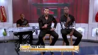 "TGT performs their new single, ""I Need"" on WLNY"