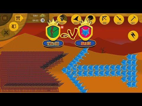 savage-sword-update-50-soldiers-❤-archer-max-❤-kool-game-❤