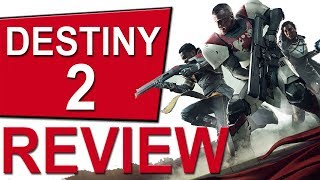 Destiny 2 Review 2018 | Is It Worth Your Time?