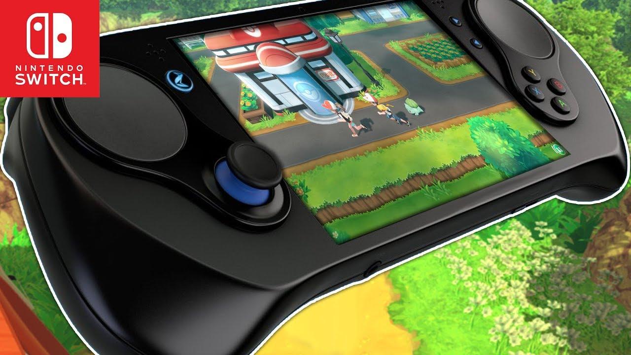 New Nintendo Console 3ds Succesor Pokemon Switch 2019