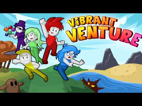 Vibrant Venture Roblox - Teaser Trailer