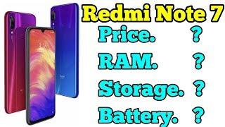 Redmi Note 7 Review  n Hindi