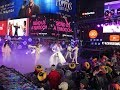 New Year's Rockin' Eve in TIMES SQUARE : Christina Aguilera