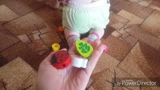 Развивашки, игры с ребенком в 11 месяцев. Развиваем мелкую моторику у малышей