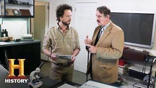 Ancient Aliens: The Alien Detective (Season 11, Episode 14)   History