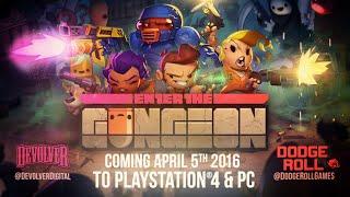 Enter The Gungeon - Gameplay Trailer