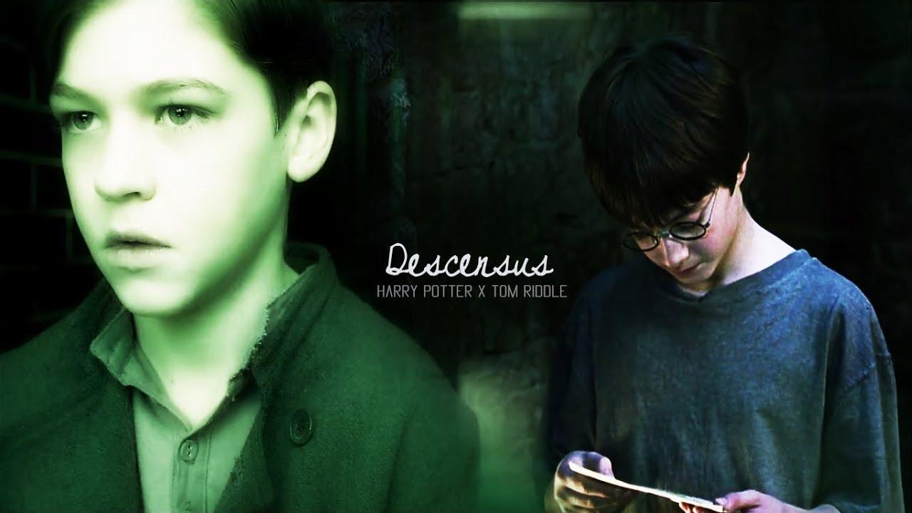 harry potter & tom riddle descensus - YouTube
