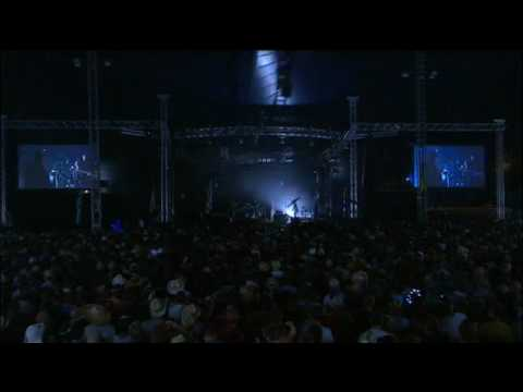 The XX - Intro (Live at Glastonbury 26-6-2010)