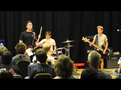 The Mini Band Hybrid with Room 4 version of  Shinedown's 'Cut the Cord'