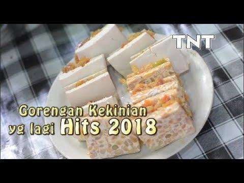 Resep Gorengan yg lagi Hits saat ini  (Tahu Tempe Mercon) 2018