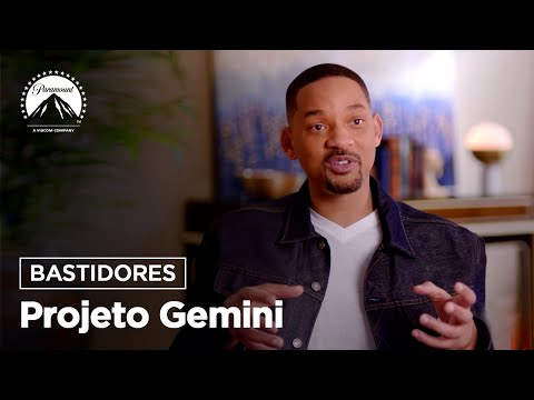 Projeto Gemini | Bastidores | Paramount Pictures Brasil