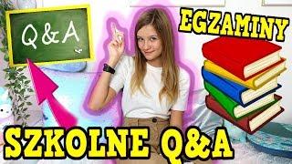 SZKOLNE Q&A - Do jakiej szkoły chcę iść? ❤ CookieMint