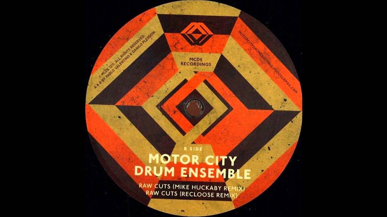 Motor city drum ensemble raw cuts mike huckaby remix for Motor city drum ensemble raw cuts 3