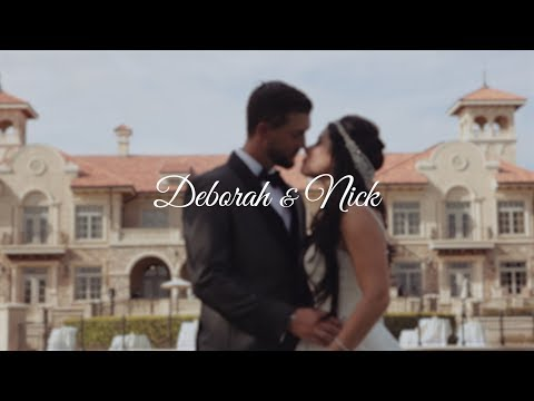 Deborah and Nick's Wedding Film | TPC Sawgrass Clubhouse | Ponte Vedra Beach, FL