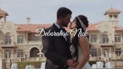 Deborah and Nick's Wedding Film | TPC Sawgrass Clubhouse | Ponte Vedra Beach, FL