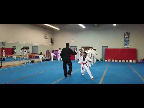 Taekwondo Black Belt Demonstration [4K]