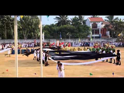 Panadura Sri Sumangala Collage Annual Sport Meet - 2014