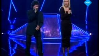 Eurovision 1989 - Italy - Ana Oxa & Fausto Leali - Avrei voluto