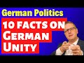 30 years of German unity: 10 facts about German reunification – German Politics explained
