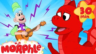 Dragon At The Fun Fair! - My Magic Pet Morphle | Cartoons For Kids | Morphle | Mila and Morphle