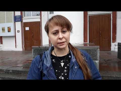 Днепр, кинотеатр Красногвардеец; Юлианна Колдовко