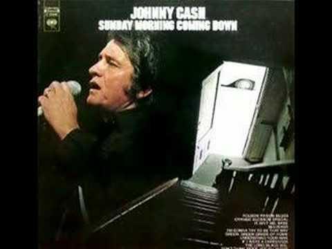 Johnny Cash - Green, Green Grass of Home