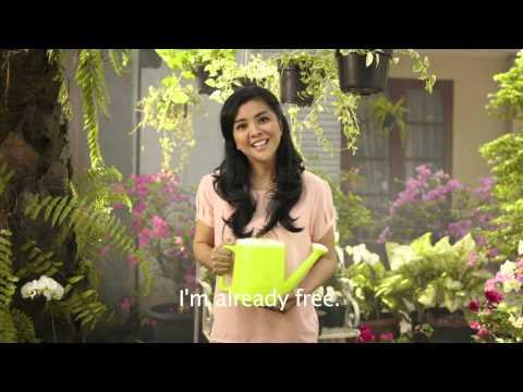 I'm Free - Indonesia Social Mobilization Video (English Subtitles)